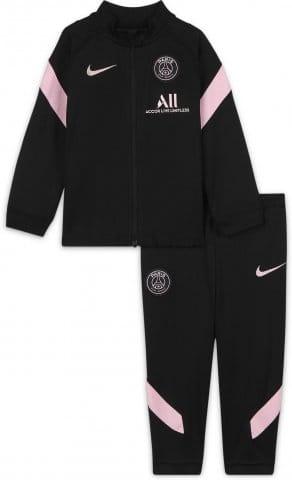 Paris Saint-Germain Strike Away Baby/Toddler Dri-FIT Knit Soccer Tracksuit