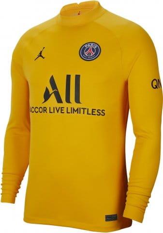 Paris Saint-Germain 2021/22 Stadium Goalkeeper Home Soccer Jersey