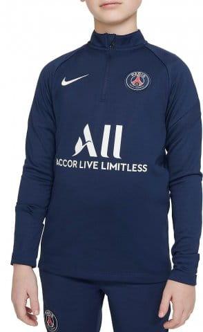 Paris Saint-Germain Academy Pro Big Kids Dri-FIT Soccer Drill Top
