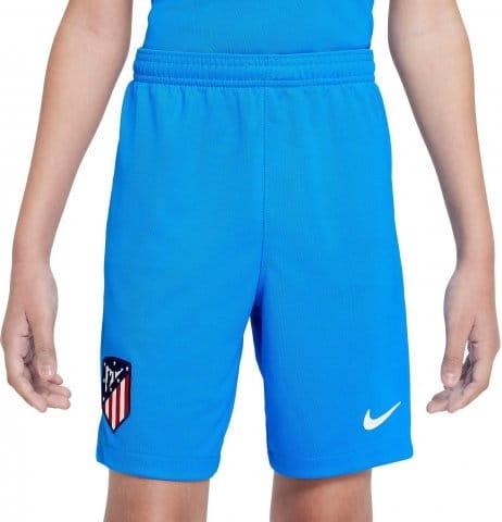 Atlético de Madrid 2021/22 Stadium Big Kids Soccer Shorts