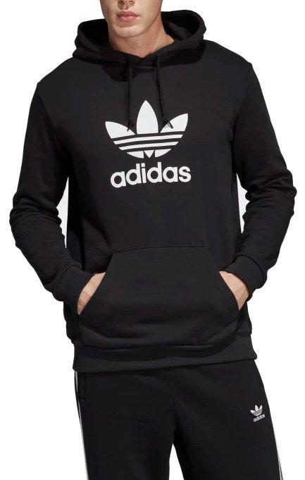 Mikina s kapucňou adidas Originals TREFOIL HOODIE