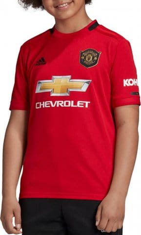 manchester united home kids 2018/19