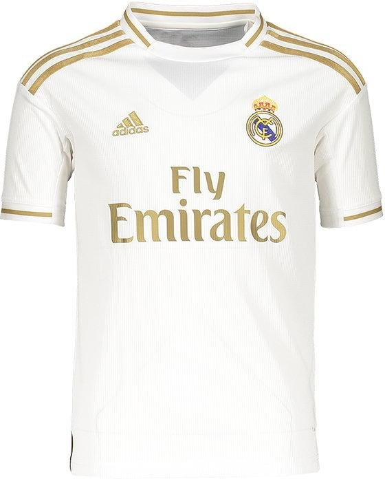 Dres adidas REAL MADRID HOME JERSEY YOUTH 2019/20