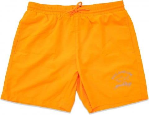 Paul & Shark Woven Swim Trunk Badehose Orange