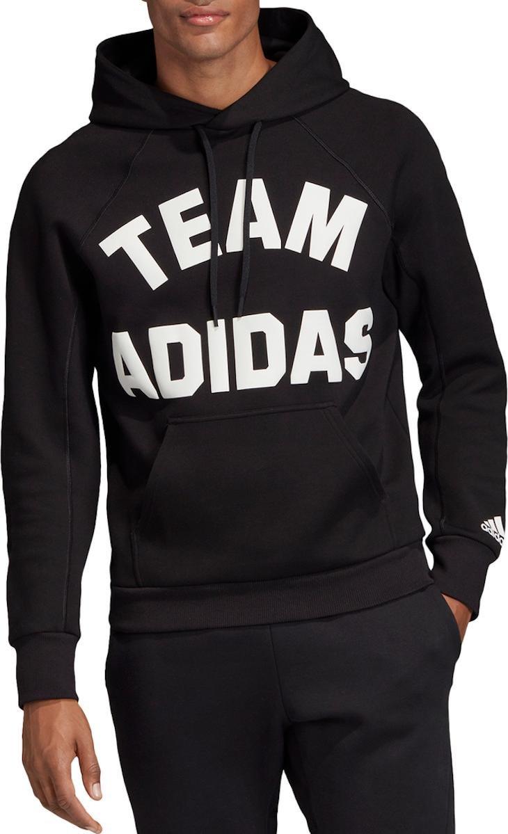 Mikina s kapucňou adidas M VRCT Hoodie