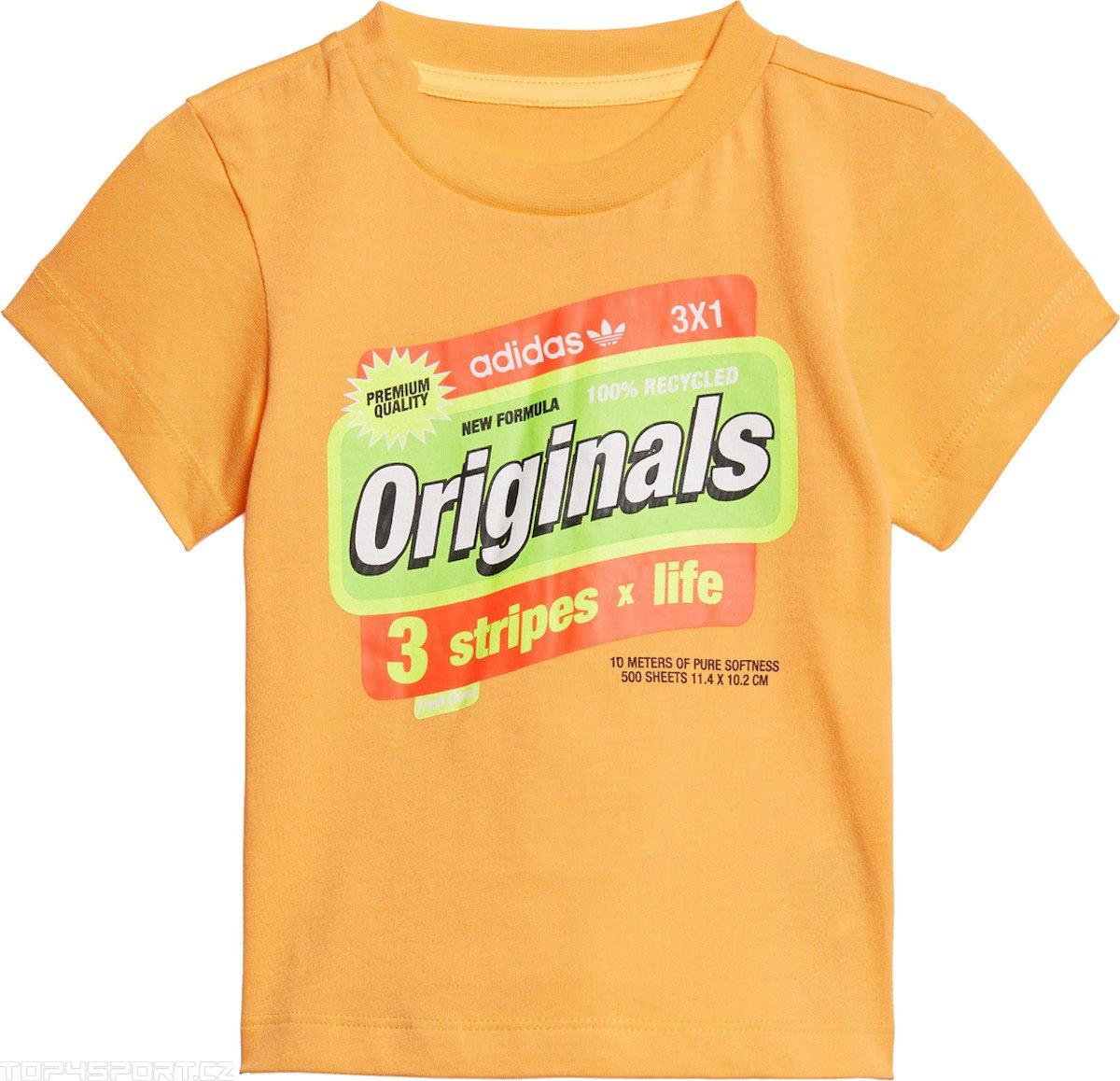 Tričko adidas Originals GRAPHIC TEE kids