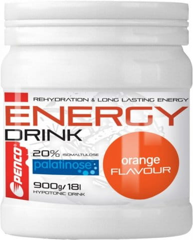 ENERGY DRINK 900g orange