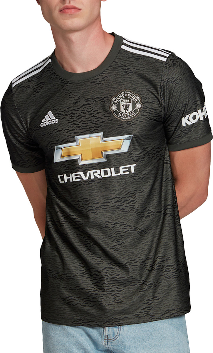 Dres adidas MANCHESTER UNITED AWAY SS JSY 2020/21