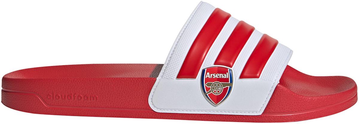 Šľapky adidas ADILETTE SHOWER ARSENAL eg1212 Veľkosť 48,7 EU | 13 UK | 13,5 US | 30,1 CM