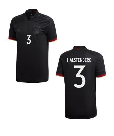 DFB Deutschland t Away EM2020 Halstenberg