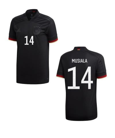 DFB Deutschland t Away EM2020 Musiala