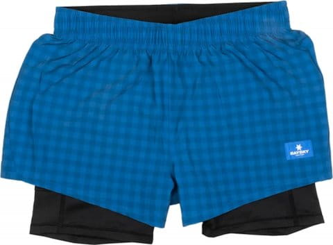 Wmns Checker 2 In 1 Shorts
