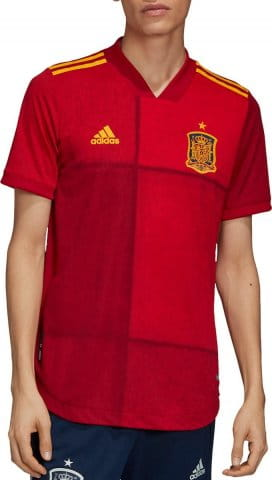 SPAIN HOME AUTHENTIC JERSEY 2020/21