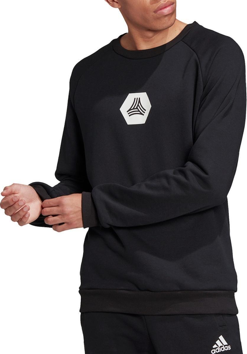 Mikina adidas TAN Crew Sweat LOGO Shirt