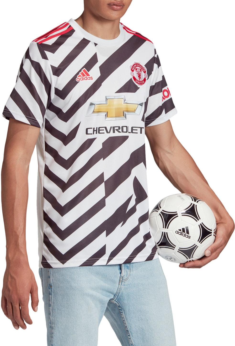 Dres adidas MANCHESTER UNITED 3rd JERSEY 2020/21