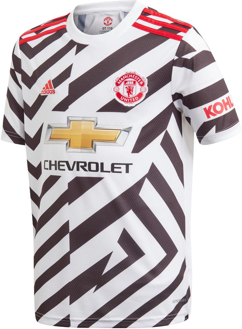 Dres adidas 20/21 MANCHESTER UNITED 3rd JERSEY YOUTH
