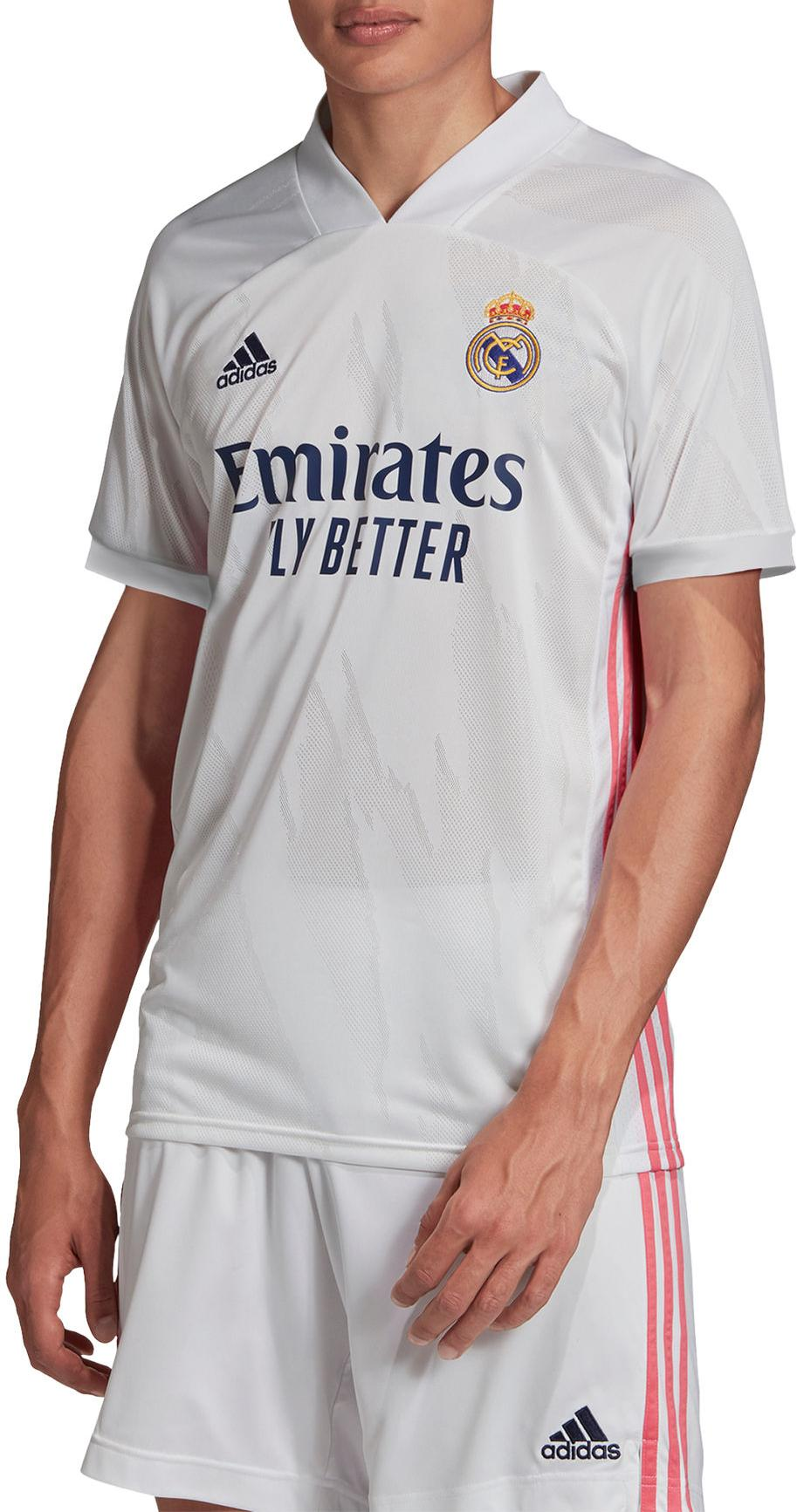 Dres adidas REAL MADRID HOME JERSEY 2020/21