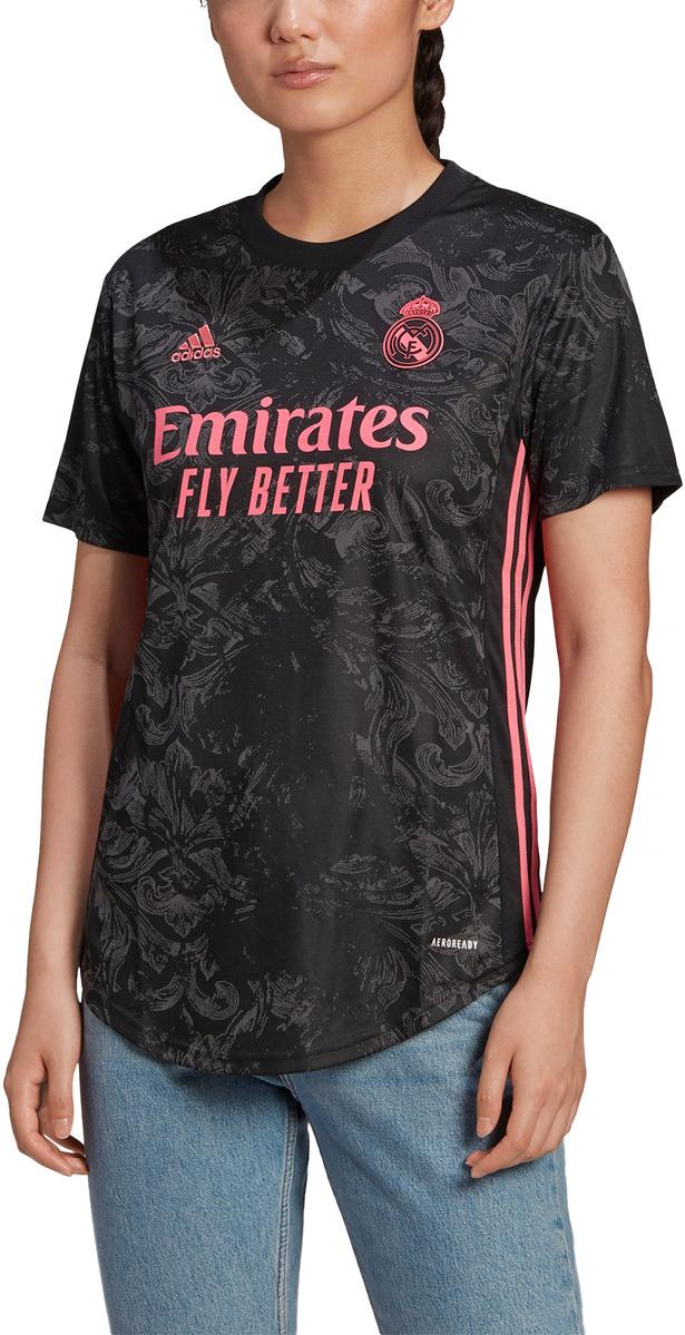 Dres adidas 20/21 REAL MADRID THIRD JERSEY WOMEN