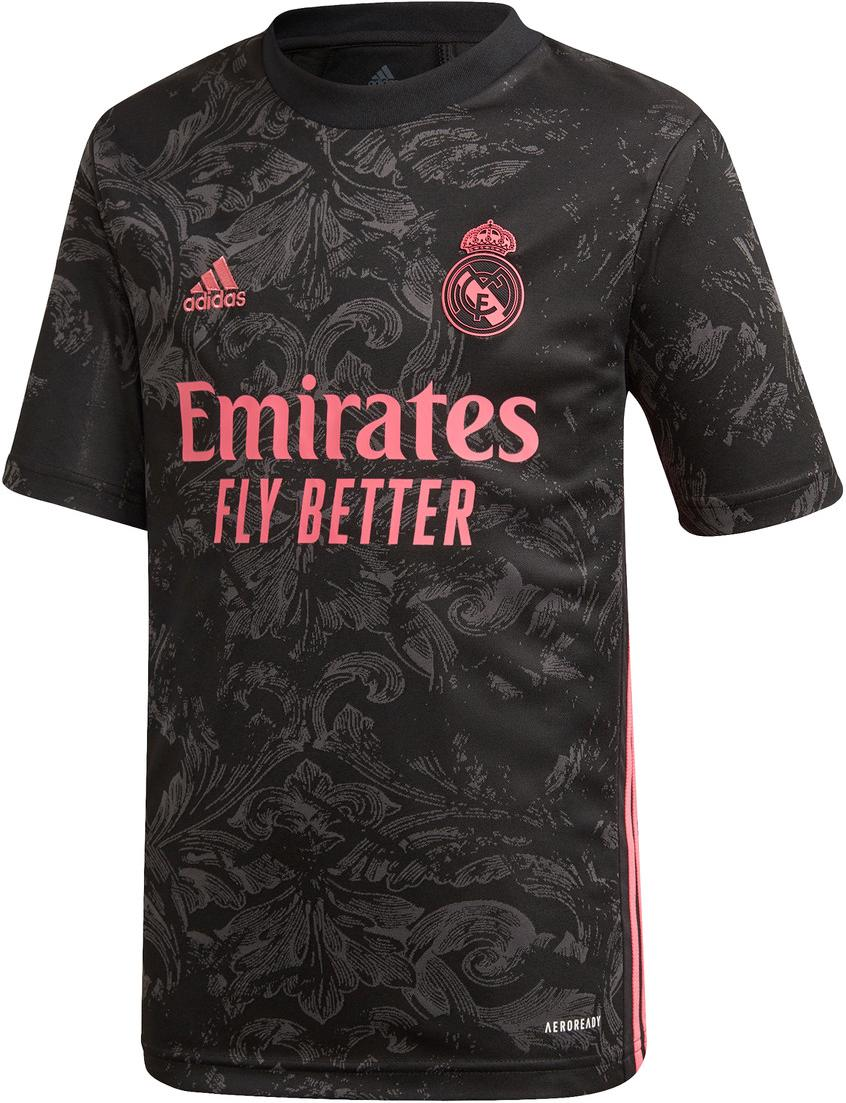 Dres adidas 20/21 REAL MADRID THIRD JERSEY YOUTH