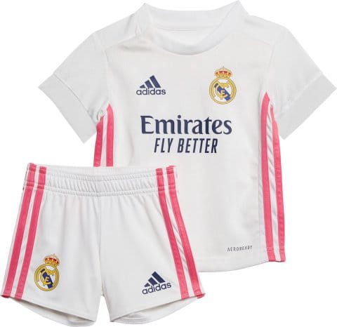 REAL MADRID HOME BABY KIT 2020/21