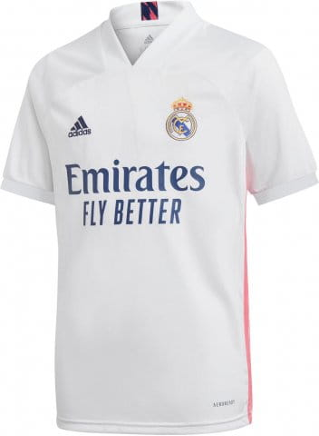 REAL MADRID HOME JERSEY YOUTH 2020/21