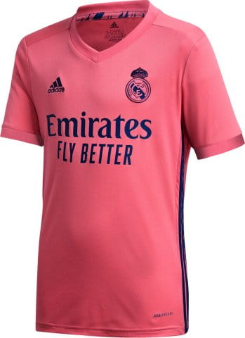 REAL MADRID AWAY SS JSY Y 2020/21
