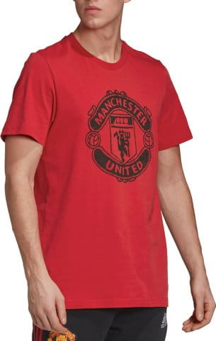 MUFC DNA GRAPHIC SS TEE