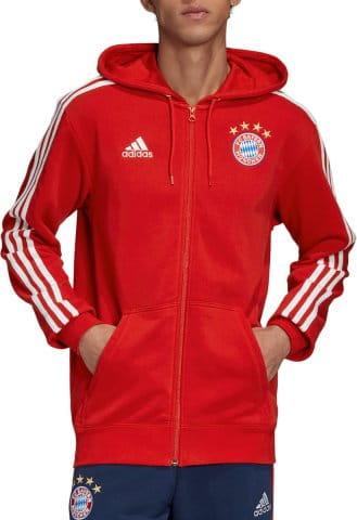 FC Bayern 3S FZ Hoodie