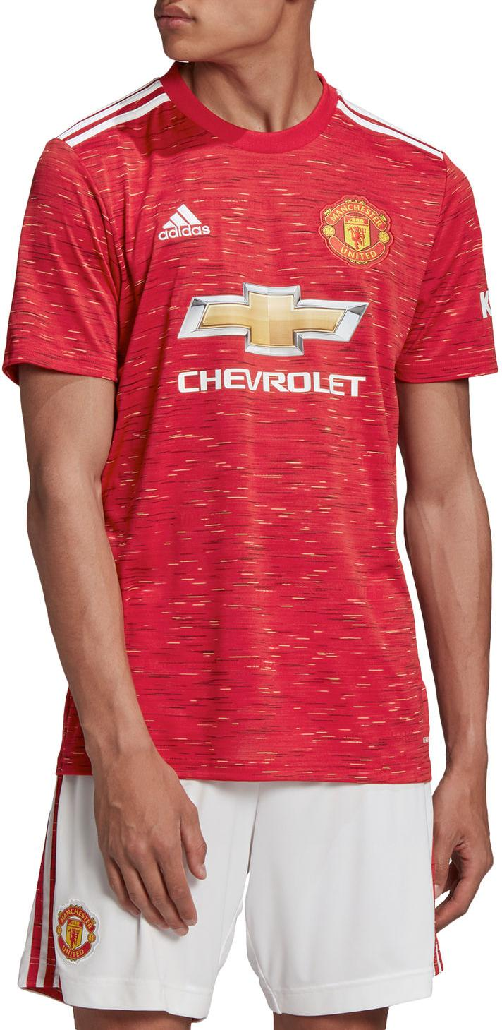 Dres adidas MANCHESTER UNITED HOME JERSEY 2020/21