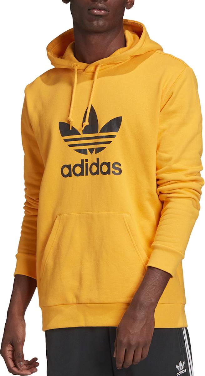 Mikina s kapucňou adidas Originals TREFOIL WARM-UP HOODIE