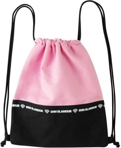 Gym Glamour Gymsack - Pink