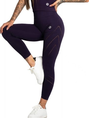 Gym Glamour Asymmetric Leggings