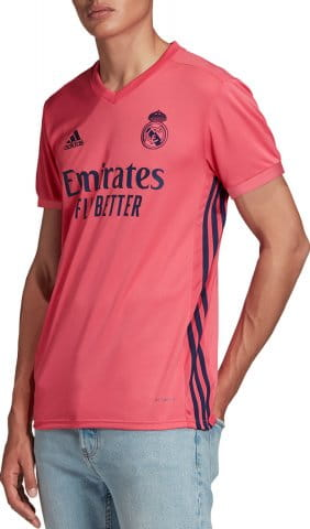 REAL MADRID AWAY SS JSY 2020/21