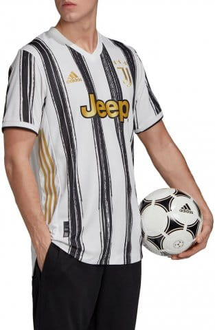 JUVENTUS HOME AUTHENTIC JERSEY 2020/21