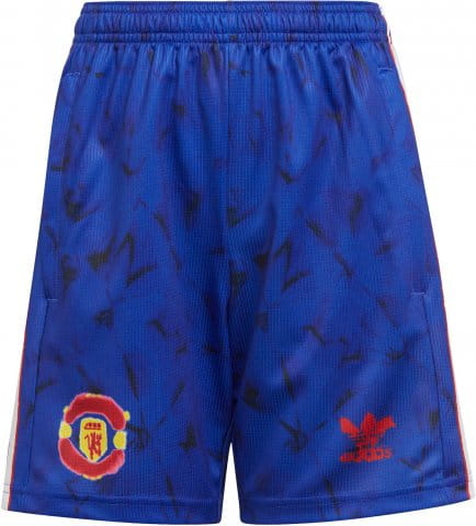 MANCHESTER UNITED HUMAN RACE SHORT YOUTH