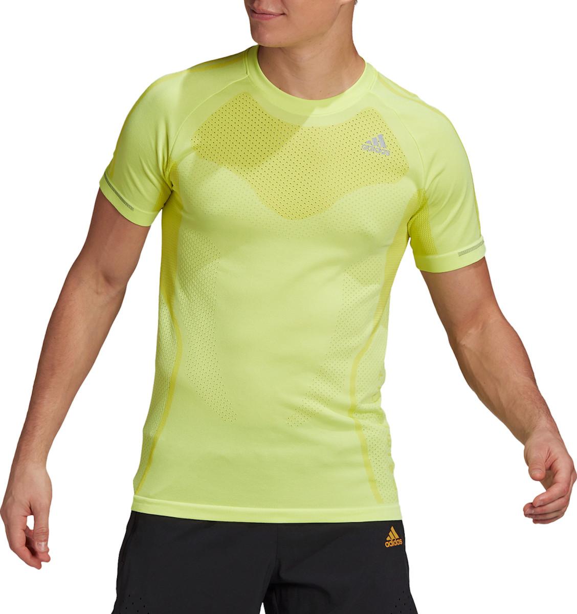 Tričko adidas PRIMEKNIT TEE M