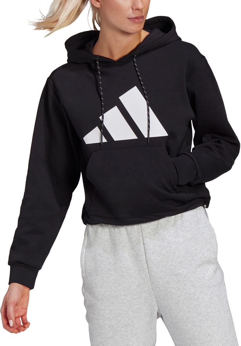 Mikina s kapucňou adidas W ST Hoodie
