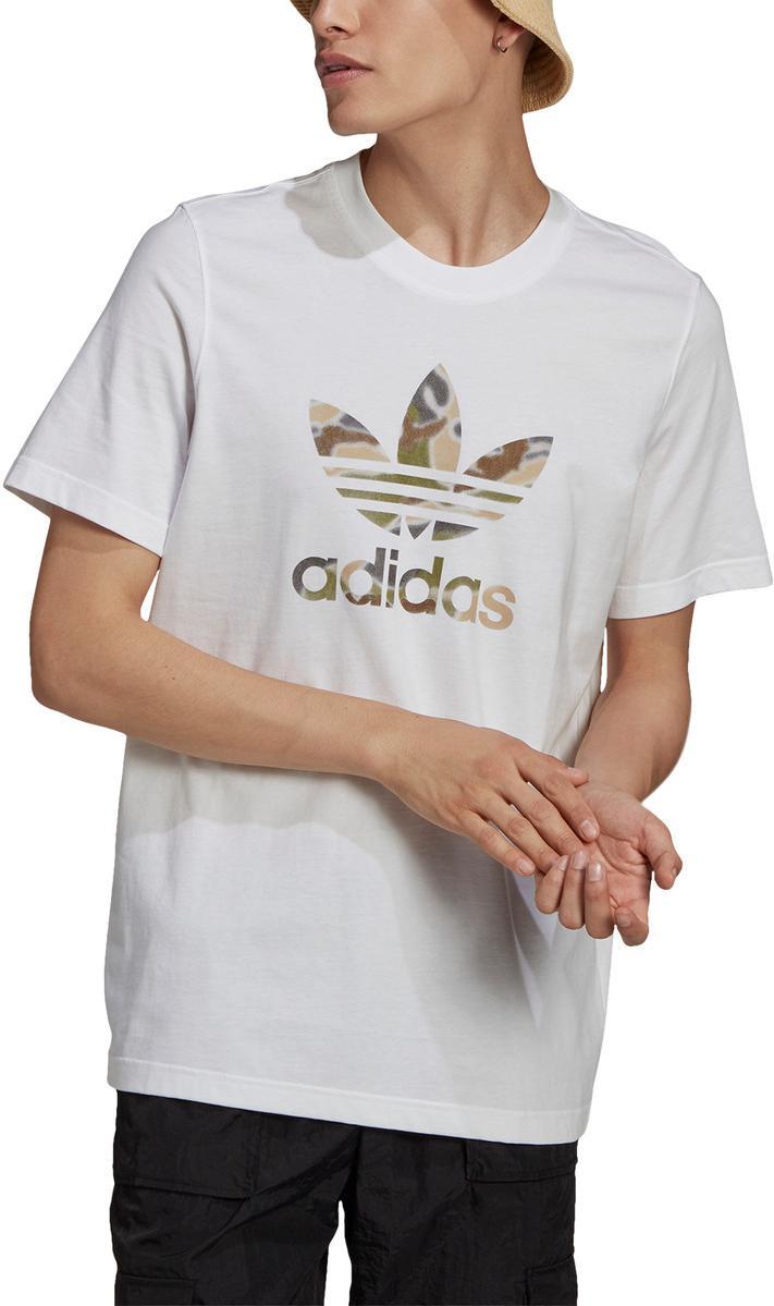 Tričko adidas Originals CAMO INFILL TEE