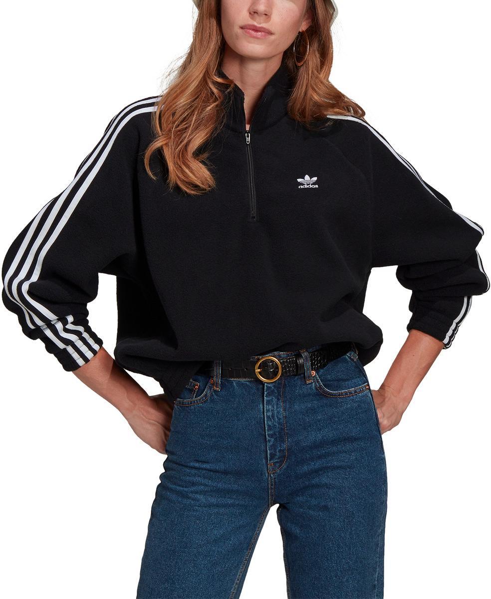 Mikina adidas Originals FLEECE HZ