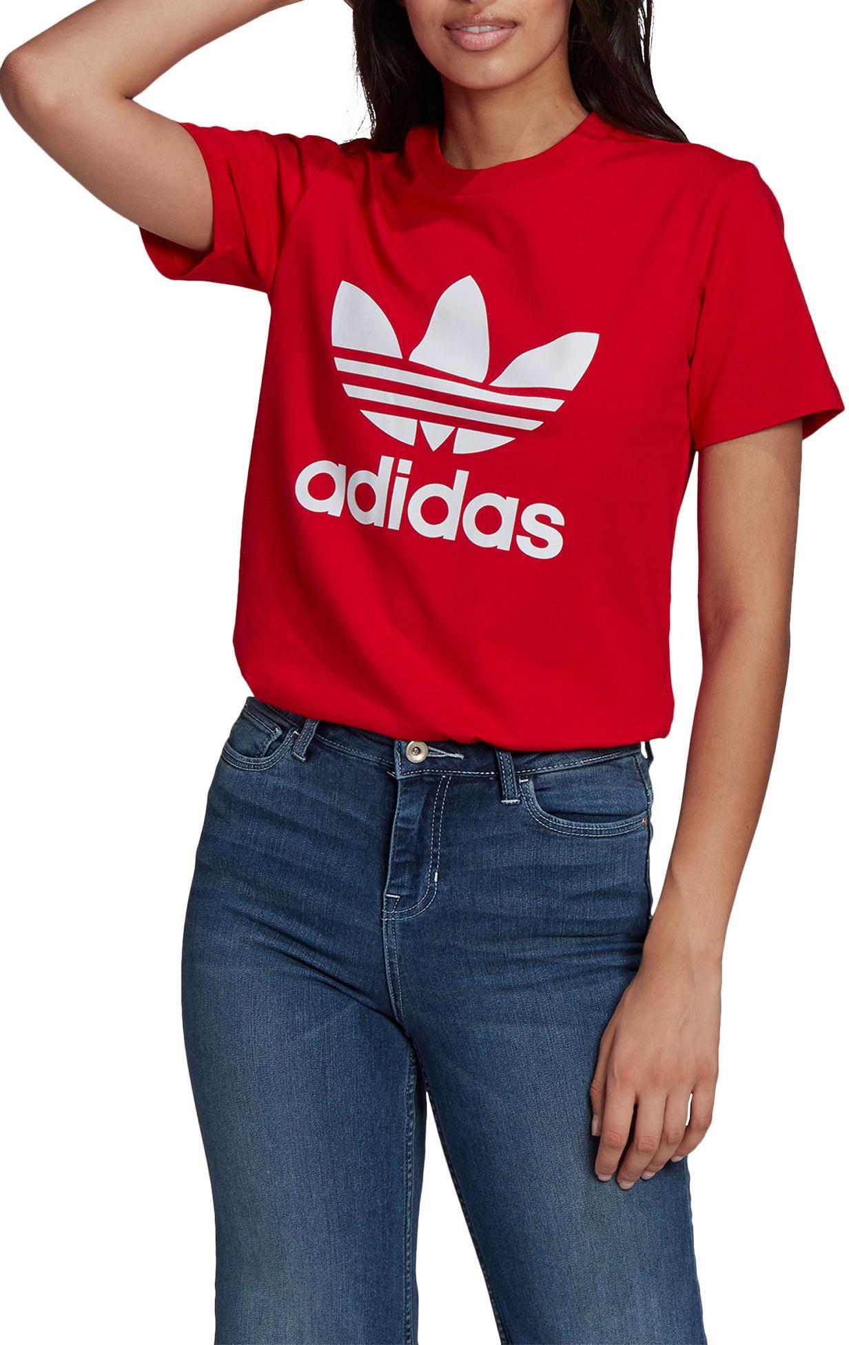 Tričko adidas Originals TREFOIL TEE