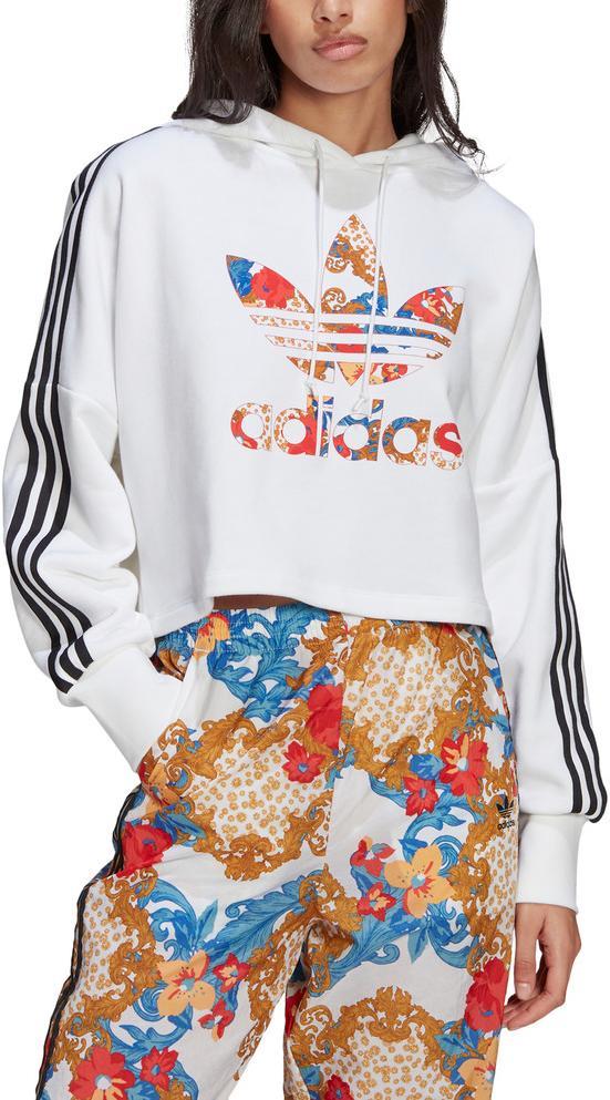 Mikina s kapucňou adidas Originals BOXY HOODIE