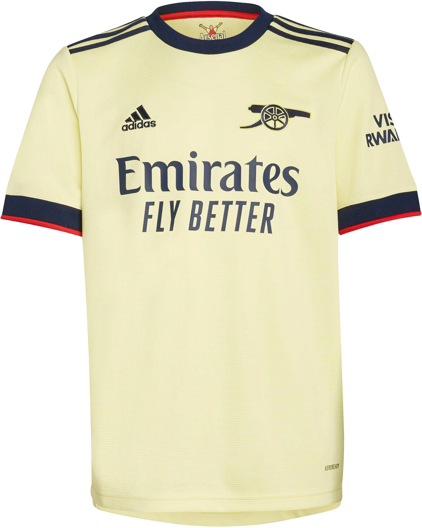 Dres adidas Arsenal FC Away Jersey Youth 2021/22