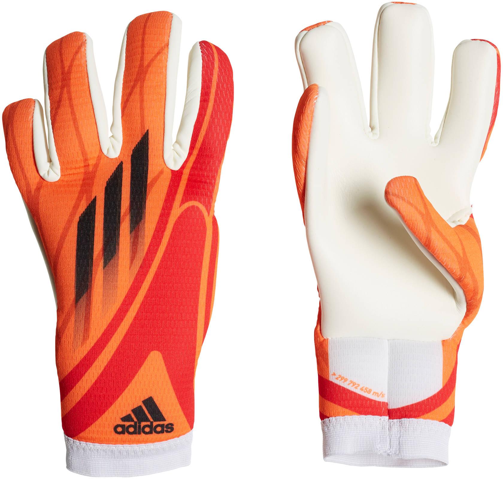 Brankářské rukavice adidas X GL TRN J