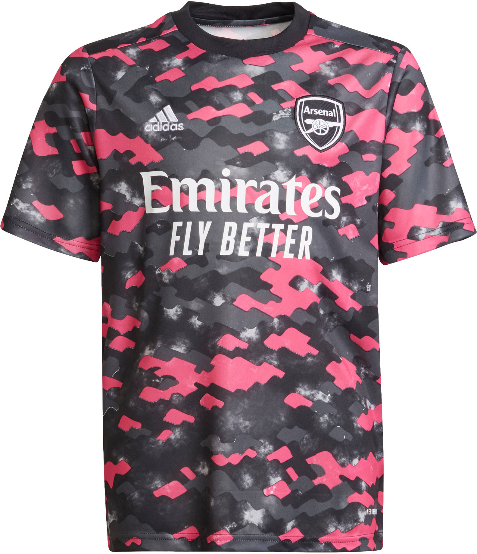 Dres adidas ARSENAL FC PRE MATCH JERSEY YOUTH 2021/22