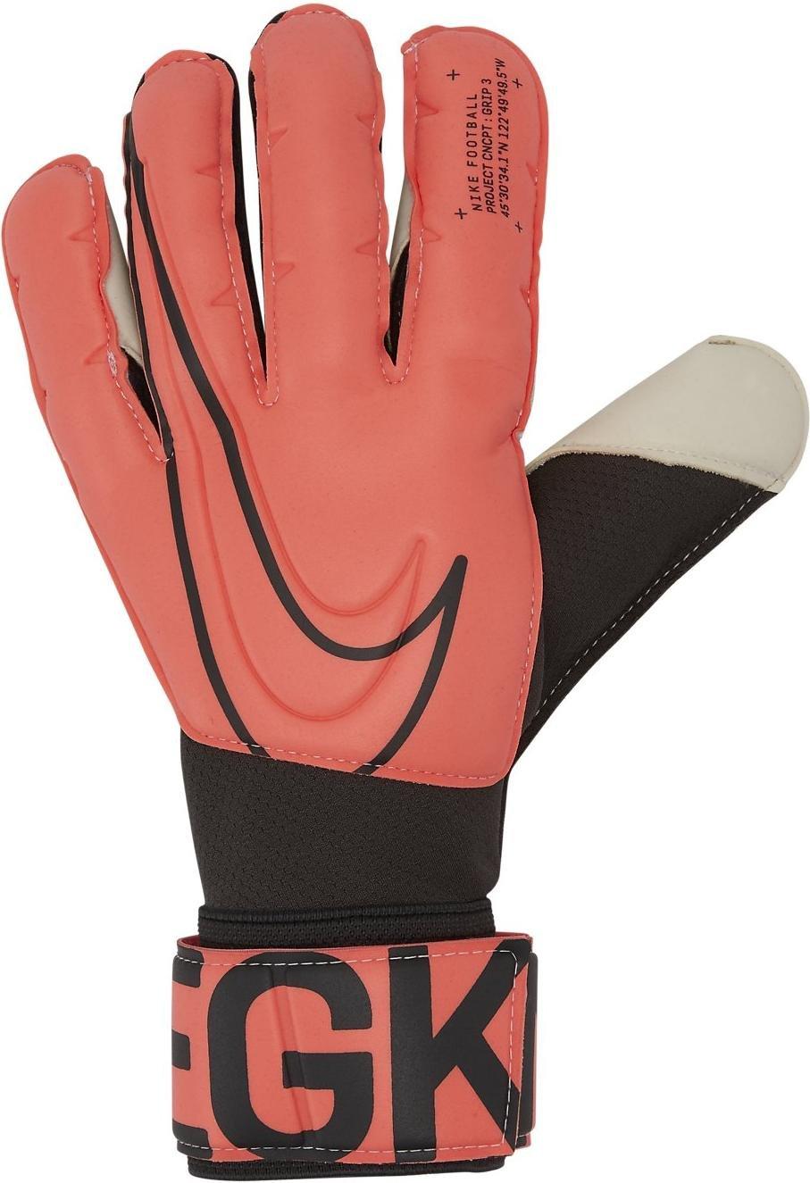 Brankářské rukavice Nike NK GK GRP3-FA19