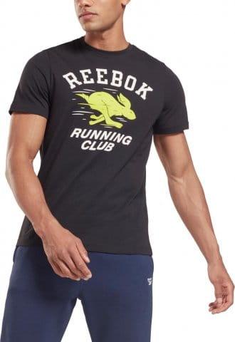 RUNNING NOVELTY TEE