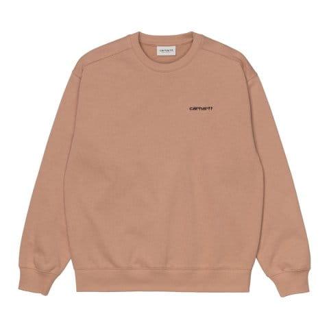 Carhartt WIP Embroidery Sweatshirt Damen F0K8XX