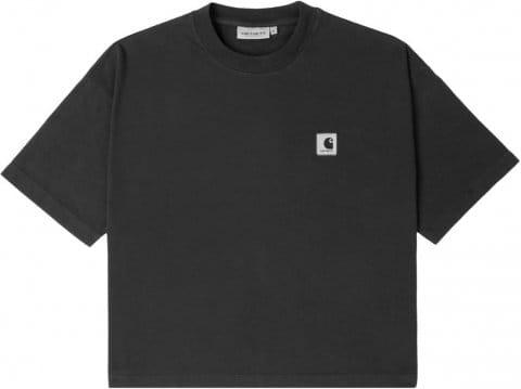 Carhartt WIP Nelson T-Shirt Damen Schwarz F89XX