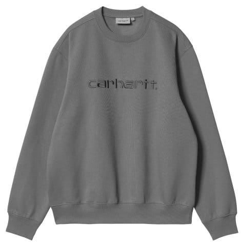 Carhartt WIP Sweatshirt Grau
