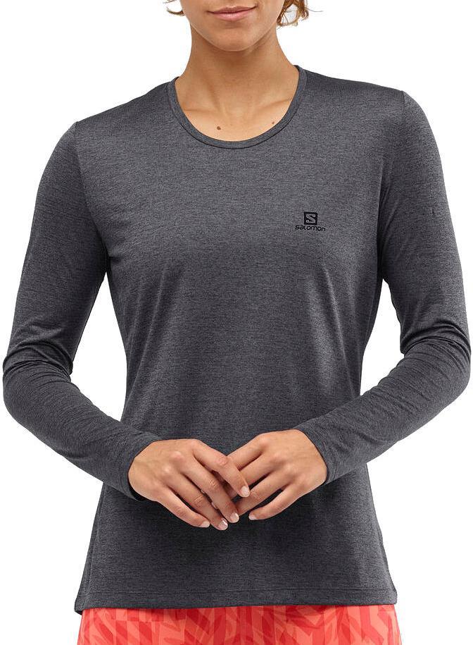 Tričko s dlhým rukávom Salomon AGILE LS TEE W